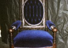 1835 Elizabethan Gothic Chair