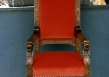 Bishop Chair