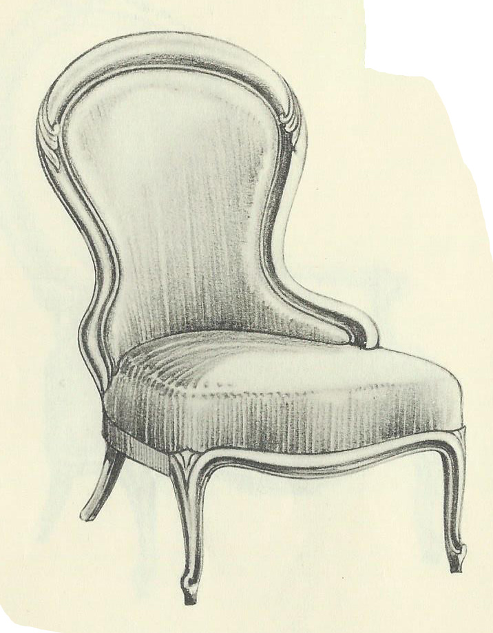 Spoon Back Chair