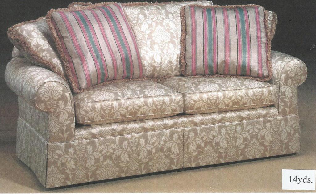 2 Cushion Sofa
