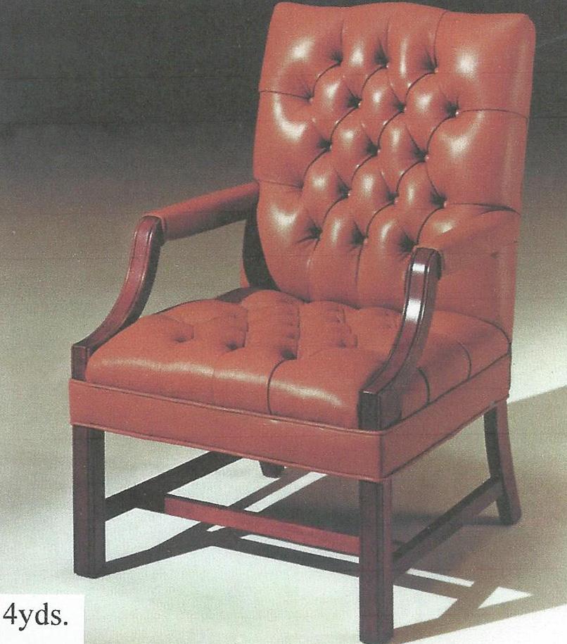 Martha Washington Chair