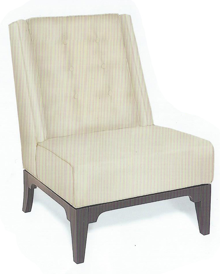 Modified Wing Chair