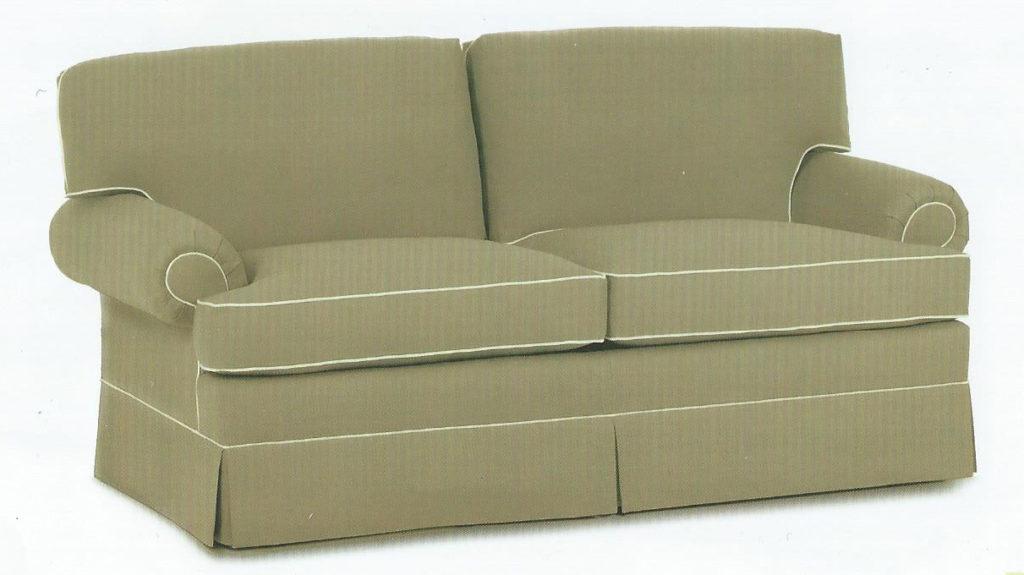 Loose Pillow Sofa
