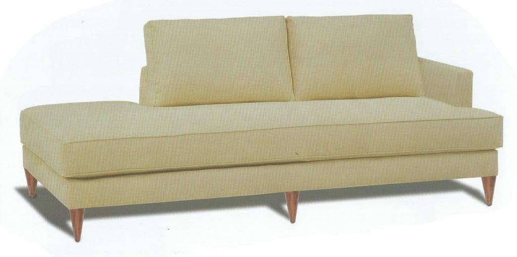 Two Offset Sofa