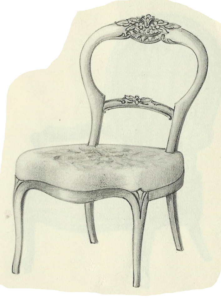 Spring Seat Chair