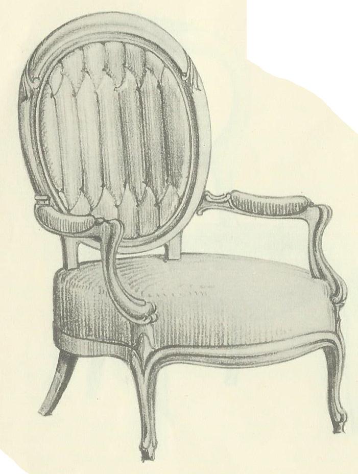 Haft Tuft Chair