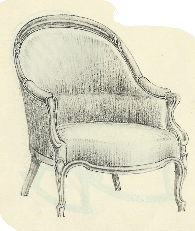 Bussell Back Chair